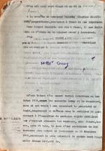 t. 23: Document confirmant la vente de Saché et de son mobilier, 19 février 1921,<br />
