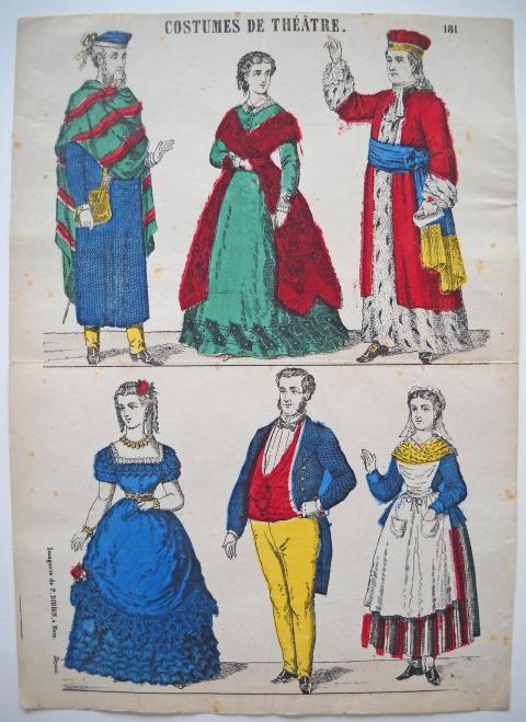 c7905c4e4430a  Imagerie religieuse et populaire  METZ. Paulin DIDION (1831-1879)